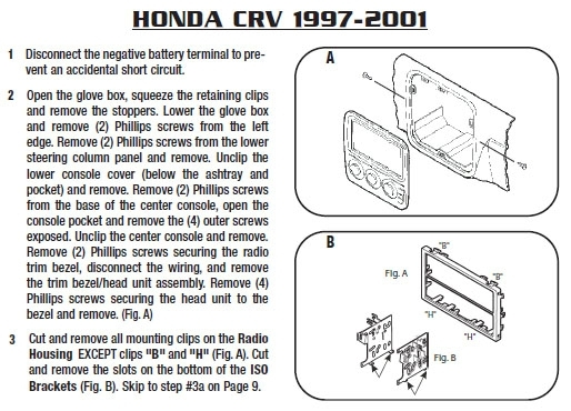 Wiring Diagram For 1998 Honda Crv – Ireleast inside 1997 Honda Crv Fuse Box Diagram