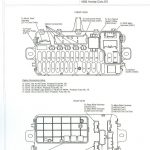 Wiring Diagram For 2004 Honda Civic – The Wiring Diagram in 02 Honda Civic Fuse Box Diagram