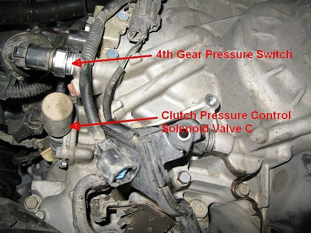 04 Tl Automatic Transmission Failure??? Any Experts - Acurazine in 2005 Acura Tl Shift Solenoid Location
