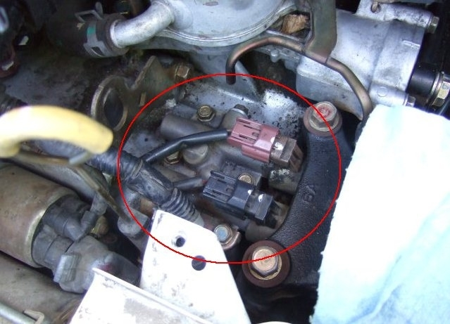 04 Tl Automatic Transmission Failure??? Any Experts - Acurazine within 2005 Acura Tl Shift Solenoid Location