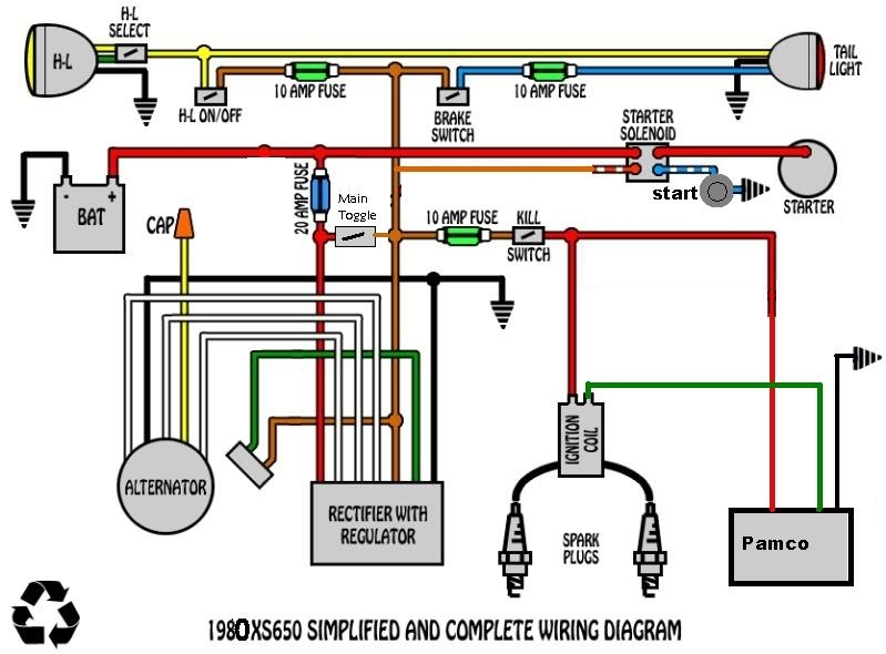 chinese atv wiring diagram fuse box and wiring diagram