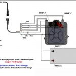 12 Volt Hydraulic Pump Wiring Diagram To How Wire Double Acting pertaining to 12 Volt Hydraulic Pump Wiring Diagram