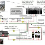12V/ 240V Camper Wiring Diagram | Vw Camper | Pinterest pertaining to Camper Wiring Diagram