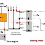 12V 24V Trolling Motor Wiring Diagram How To Wire 24 Volt And 12 regarding 24 Volt Trolling Motor Wiring Diagram