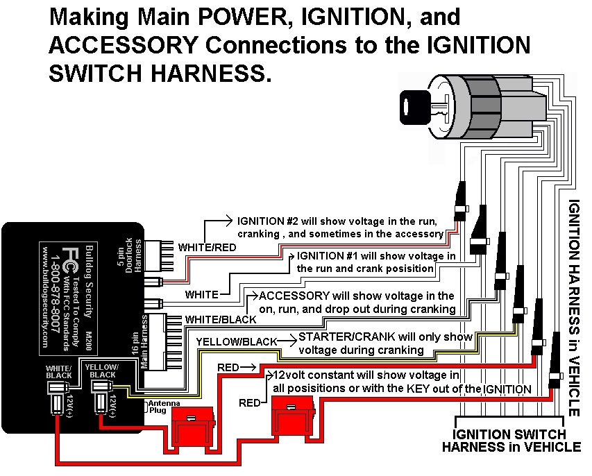 164 throughout Bulldog Security Wiring Diagram