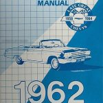 1962 Chevy Wiring Diagram Manual Reprint Impala, Ss Bel Air Biscayne throughout 1962 Chevy Impala Wiring Diagram