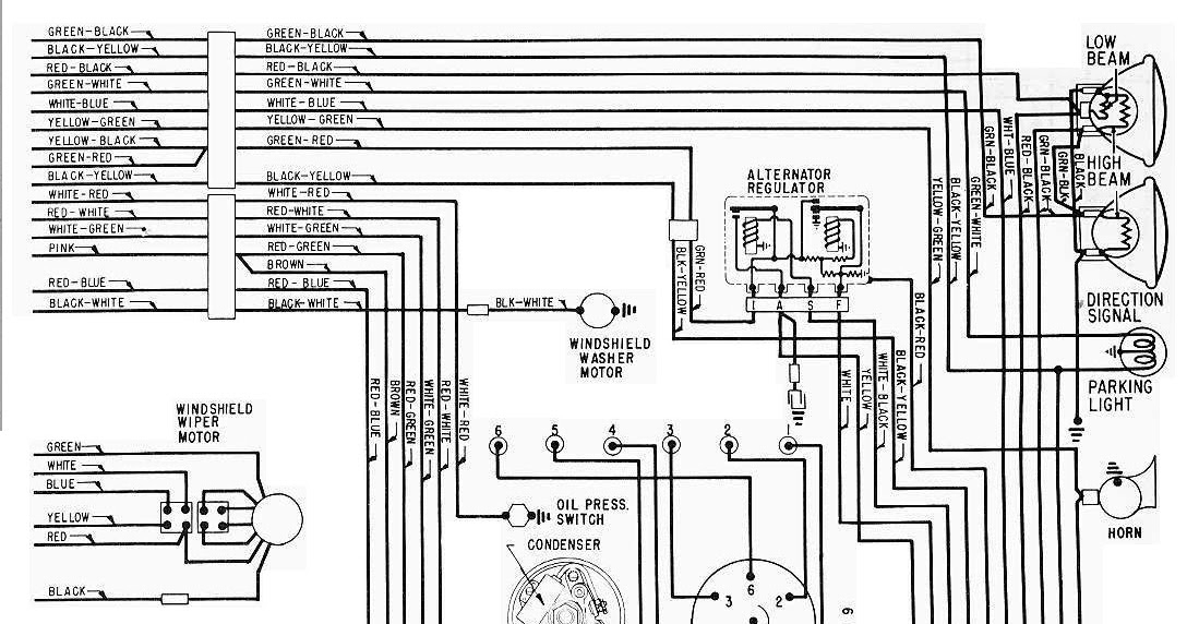 1965 Ford Wiring Diagrams. Wiring Diagram Images Database. Amornsak.co in Ford Wiring Diagrams