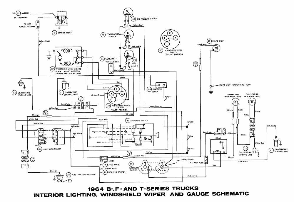 Ford Nc Fairlane Wiring Diagram. Ford. Wiring Diagrams Instructions