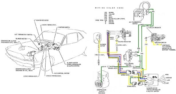 1966 Mustang Wiring Diagrams regarding 1966 Mustang Wiring Diagram