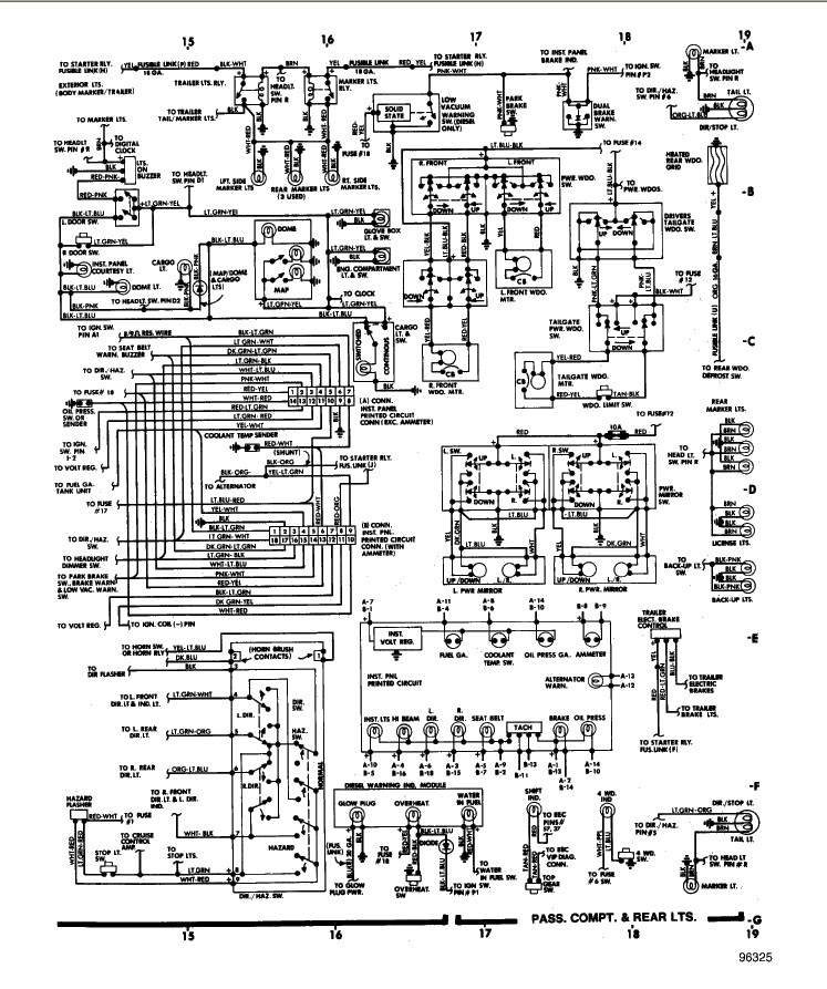 1984 Ford F150 Wiring Diagram