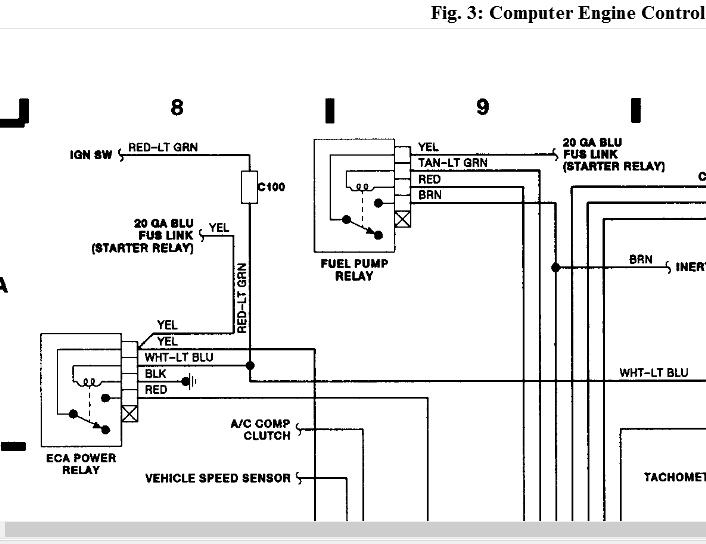 wiring diagram for 1991 mazda b2600i wiring diagram for