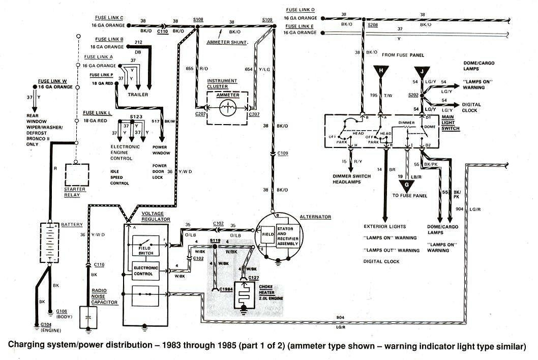 1989 Ford F250 Wiring Diagram inside 1989 Ford F250 Wiring Diagram