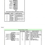 1993 Ford F150 Radio Wiring Diagram | Boulderrail within 93 Ford Ranger Wiring Diagram