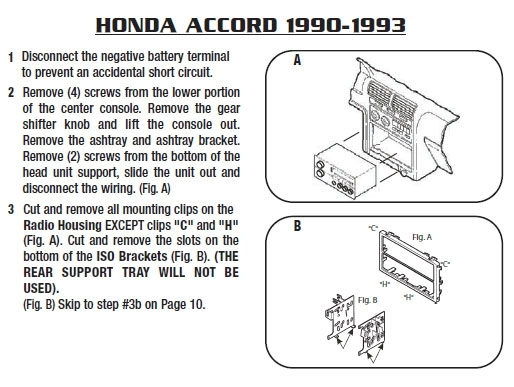 1993 Honda Accord Wiring Diagram : Honda accord wiring diagram fuse box and