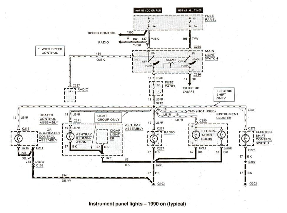 1995 Ford Explorer Stereo Wiring Diagram throughout 1995 Ford Explorer Stereo Wiring Diagram
