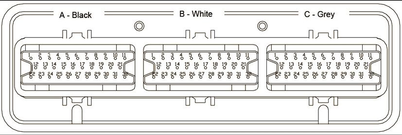 1996–2002 Dodge Viper Ecu Diagram pertaining to 2006 Dodge Viper Wiring Diagram