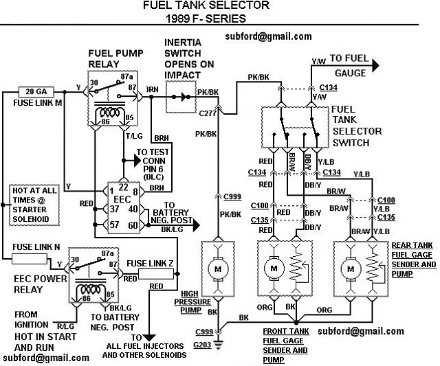1996 ford f150 wiring diagram for speedometer  ford  free