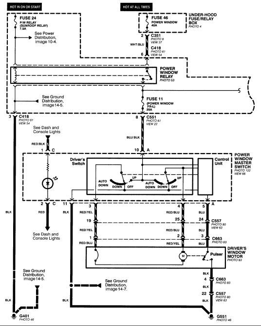 1997 honda cr v wiring diagram