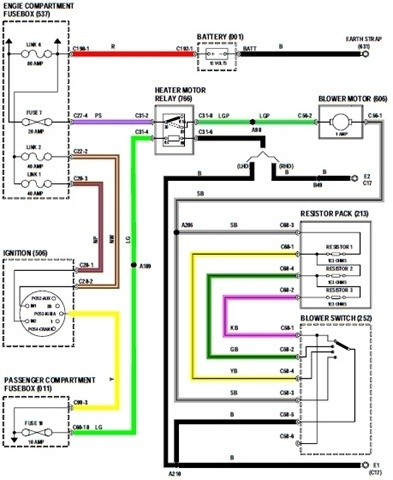 1998 Ford F150 Radio Wiring Diagram | Fuse Box And Wiring ...