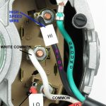 2 Speed 230V 56Fr 12.0A 1110014 Spa Pump Motor 1110014 Spa Pump intended for Ao Smith 2 Speed Motor Wiring Diagram