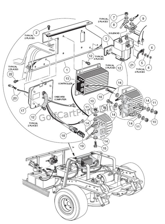 Diagram 1993 Club Car Ds Gas Wiring Diagram Full Version Hd Quality Wiring Diagram Mydiagram Cscervino It