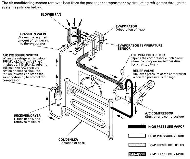 2004 honda element fuse box diagram