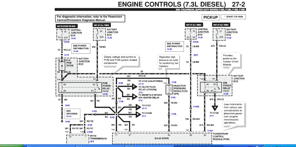 2001 F350 Dually Trailer Wiring Diagram   39 Wiring