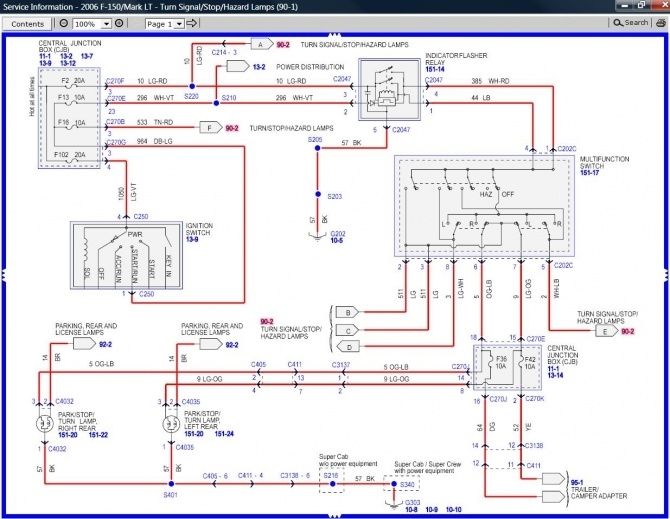 2003 ford f150 trailer wiring harness diagram ford wiring intended for 2003 ford f350 wiring diagram 2003 ford f150 trailer wiring harness diagram ford wiring 2003 f150 trailer wiring harness at mifinder.co