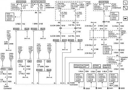 2004 chevrolet tahoe wiring diagram fuse box and wiring. Black Bedroom Furniture Sets. Home Design Ideas