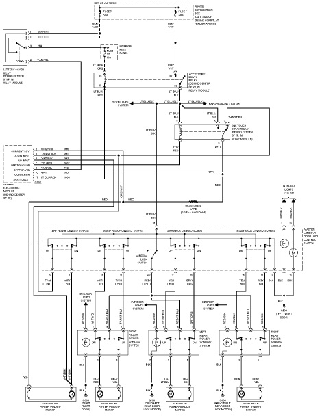 2004 Ford Escape Trailer Wiring Diagram. Ford. Circuit Wiring Diagrams regarding 2004 Ford Escape Wiring Diagram