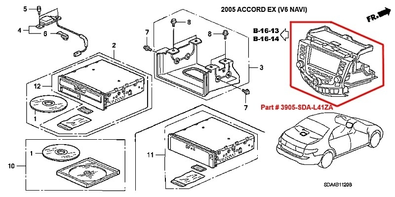 2005 honda accord wiring diagram
