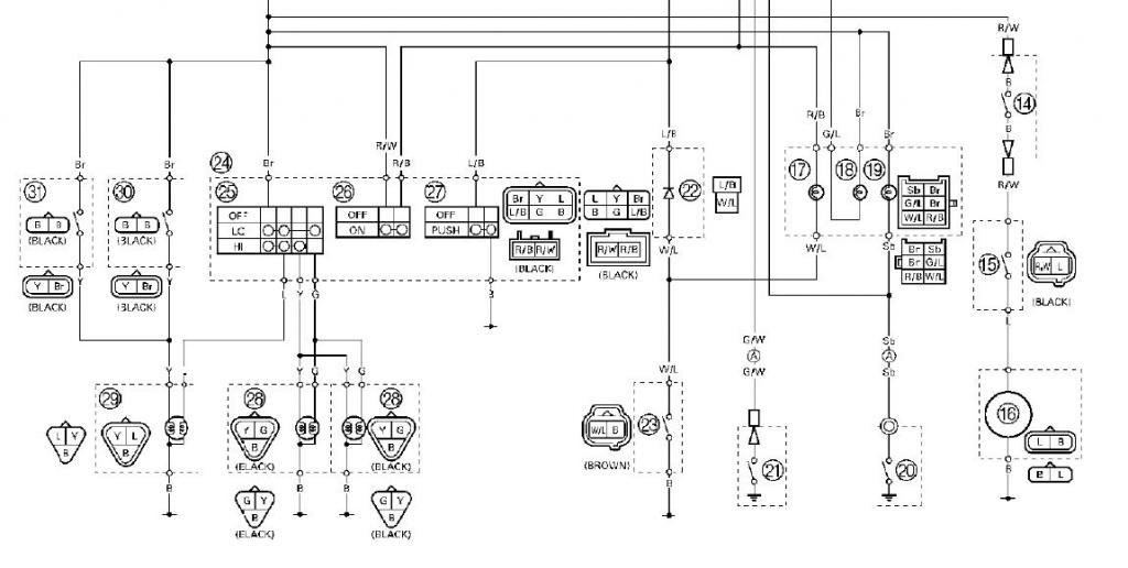 2005 yamaha yfz 450 wiring diagram 2005 free wiring diagrams inside 2006 yfz 450 wiring diagram 2005 yamaha yfz 450 wiring diagram 2005 free wiring diagrams 2005 yfz 450 wiring diagram at pacquiaovsvargaslive.co