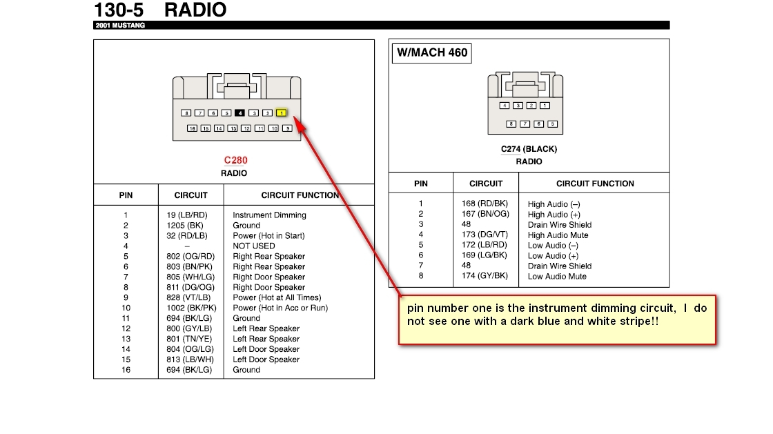 2007 ford mustang radio wiring diagram ford car radio stereo audio pertaining to 2007 ford mustang wiring diagram 2000 ford mustang stereo wiring diagram efcaviation com 2000 ford mustang wiring diagram at crackthecode.co