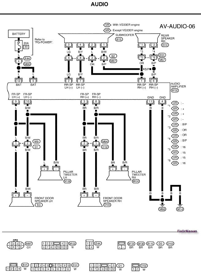 2000 sentra radio wiring radio fan wiring diagram