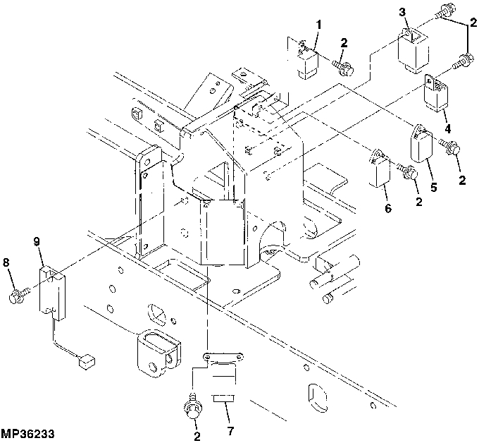 2305 Leftright Blinker Problem Inside John Deere Wiring Diagram intended for John Deere 2305 Wiring Diagram