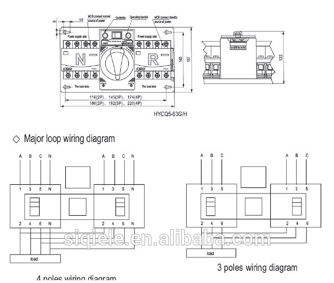 3 Phase Isolator Switch Wiring Diagram - Facbooik pertaining to 3 Phase Isolator Switch Wiring Diagram