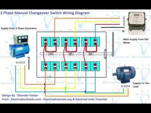 3 Phase Switch Wiring Diagram Wiring Electrical Wiring Diagrams – Isolator Wiring Diagram