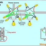3 Way Switch Wiring Diagram | House Electrical Wiring Diagram within How To Wire A 3 Way Switch Diagram