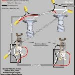3 Way Switch Wiring Diagram throughout 3 Way Wiring Diagram