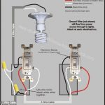 3 Way Switch Wiring Diagram within 3 Way Wiring Diagram
