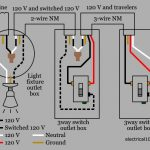 3-Way Switch Wiring - Electrical 101 pertaining to 3 Way Wiring Diagram