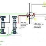 4 Gang Electrical Box Wiring Diagram. Wiring Diagram Images intended for Double Wall Switch Wiring Diagram