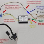 4 Pin Flat Trailer Wiring Diagram inside 4 Wire Trailer Wiring Diagram Troubleshooting