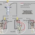 4 Way Switch Wiring Diagram inside 4-Way Switch Wiring Diagram