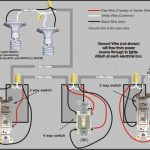 4 Way Switch Wiring Diagram regarding 4-Way Switch Wiring Diagram