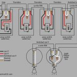 4-Way Switch Wiring - Electrical 101 with regard to 4-Way Switch Wiring Diagram