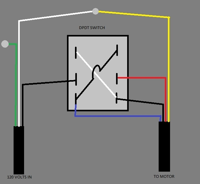 4 Wire Electric Motor Wiring? - Pirate4X4 : 4X4 And Off-Road Forum with Electric Motor Wiring Diagram