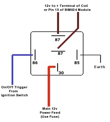 40 Amp 4 Pin Relay Wiring Diagram On 40 Images. Free Download inside 12V 30 Amp Relay Wiring Diagram