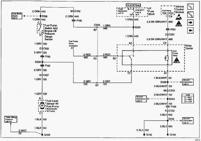 97 S10 Wiring Diagram. Wiring. Electrical Wiring Diagrams pertaining to 2000 Chevy S10 Wiring Diagram