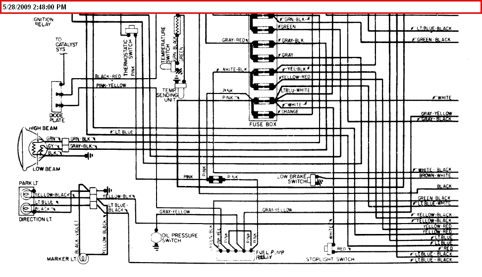 fiat spider wiring diagram